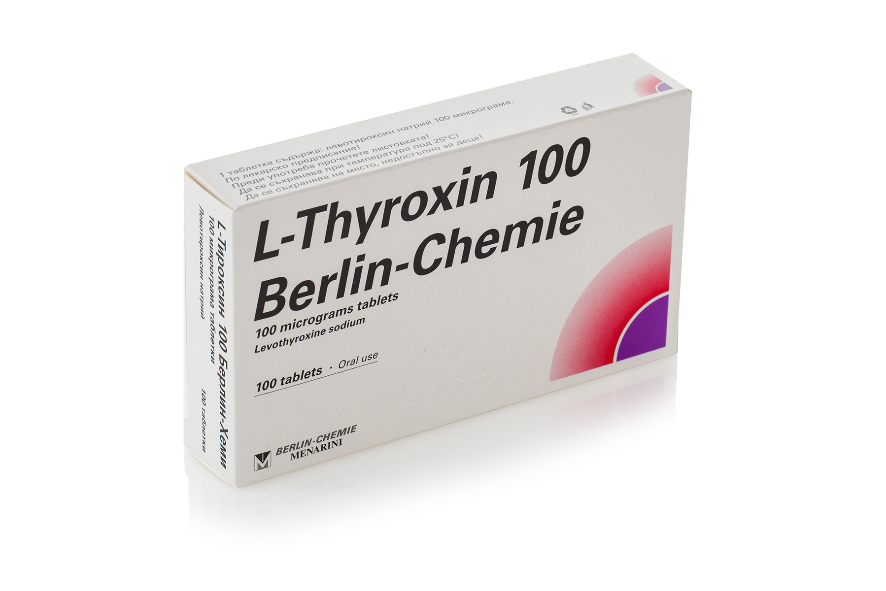 Taking thyroxine for weight loss